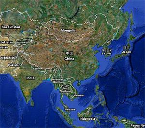 Soja ajalugu - soja on pärit Hiinast