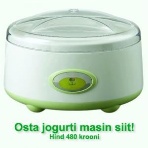 Jogurti tegemise masin - Midzu - sojapood jogurt Osta siit!