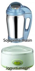 Midzu sojapiima masin & jogurti masin - soja loodustooted jogurt