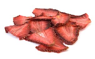 Kuivatatud maasikad - Midzu Dehüdraator