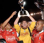 Jalgpalliklubi Cienciano peale võitu