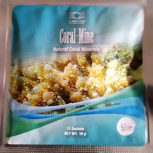 Kaltsium - korallkaltsium