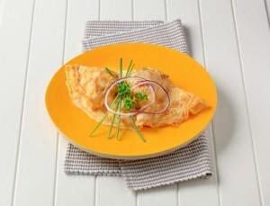 Maca omlett