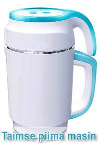 Taimsete piimade valmistamise koolitus