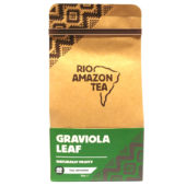 Graviola lehe tee