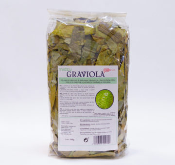 Graviola lehed