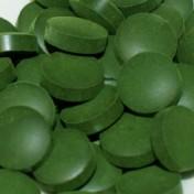 Spirulina tabletid