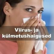 Viirus- ja külmetushaiguste ennetus