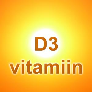 D3 vitamiin