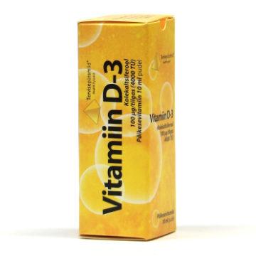 Vitamiind d3 4000IU